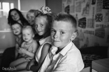 Фотосъемка свадьбы Андрея и Кристины в Могилеве - дети