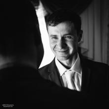 Фотосъемка свадьбы Андрея и Елены в Горках - жених