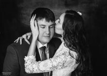 Фотосъемка свадьбы Ильи и Марины в Могилеве - нежность