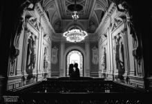 Фотосъемка свадьбы Роберта и Екатерины в Санкт-Петербурге - в ЗАГС-е