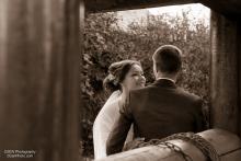 Фотосъемка свадьбы Евгения и Снежаны в Могилеве - свадебная прогулка