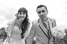 Фотосъемка Фотосъемка свадьбы Андрея и Дарьи в Могилеве - свадебная прогулка