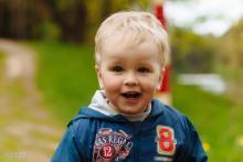 Детская фотосъёмка в Могилёве, чистые эмоции